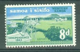 Samoa: 1965/66   Independence   SG261    8d   [Wmk: Kava Bowl]   MH - Samoa