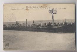 Barcy - Monthyon - Cimetière National Des Soldats Français - Ww1 - WWI - Guerra 1914-18
