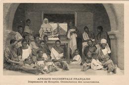 Dispensaire De Koupéla - Consultation Des Nourrissons - Burkina Faso