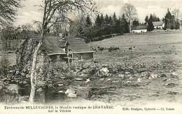 19 , MILLEVACHES , Moulin Rustique De CHAVANAC Sur La Vezere , * 334 00 - Frankreich