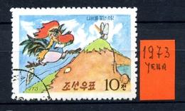 KOREA Del NORD - Year 1973 - Usato - Used. - Corea Del Nord