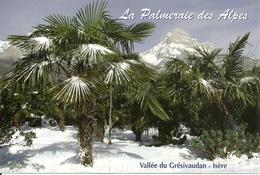 38. CPM. Isère. Saint-Nazaire-les-Eymes. La Palmeraie Des Alpes (vallée Du Grévaudan) - Frankreich