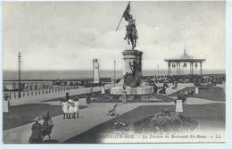 DC 126 - Boulogne-sur-Mer - La Terrasse Du Boulevard Ste-Beuve. - LL 120 - Boulogne Sur Mer