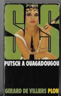SAS  Putsch à Ouagadougou - SAS