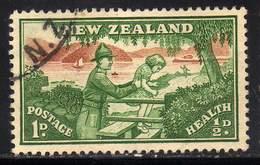 NOUVELLE ZELANDE / NEW ZEALAND / - Used Stamps