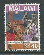 Malawi, Yv 806 Jaar 2012, Kerstmis,  Gestempeld, Zie Scan - Malawi (1964-...)
