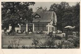 BOSCH DUIN HOTEL DE HOEFSLAG PAYS BAS NETHERLANDS - Zonder Classificatie