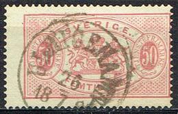 Suéde : Yvert & Tellier Service N°10A - Service