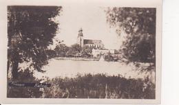 AK Gnesen Gniezno - Posen - Katedi - Feldpost Schw. Art. Ers. Abt. 69, 2. Batterie - 1940  (26253) - Posen