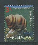 Moldavië, Yv 774 Jaar 2014, Gestempeld, Zie Scan - Moldavie
