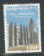 Ivoorkust, Yv 1259 Jaar 2013,  Gestempeld, Zie Scan - Côte D'Ivoire (1960-...)