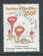 Ivoorkust, Yv 1263 Jaar 2013,  Gestempeld, Zie Scan - Côte D'Ivoire (1960-...)