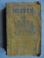 Ancien - WISDEN Cricketers' Almanack 1953 - Deportes