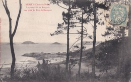 Carte 1906 KERITY / LA PRESQU'ILE DE KERARZIC VUE PRISE DU BOIS DE BEAUPORT - Other Municipalities