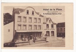 CONSDORF (Luxembourg)  HOTEL De La Place - Hoffmann-Betzen Propriétaire - Cartes Postales