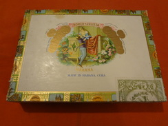Boite à Cigares En Bois - Romeo Y Julieta - Habana, Cuba - Empty Cigar Cabinet