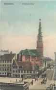 KOBENHAVN FRESERENS KIRKE DANEMARK - Denmark