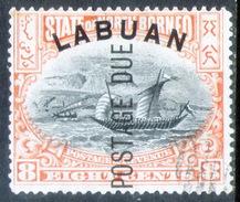 LABUAN-Yv. T.6-LAB-6697 - North Borneo (...-1963)