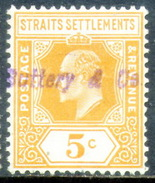 MALACCA-Yv. 125-MCC-6726 - Malacca