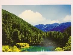 Huamglong, CHINA Postcard - Cina