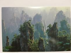 Ti Anzi Mountain, Perilous Peak, CHINA Postcard - Cina