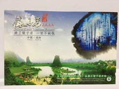 Guilin, CHINA Postcard - Cina