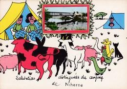 NIHERNE (Humoristique ) - France