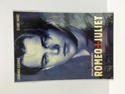 Romeo And Juliet, Leonardo DiCaprio, Movie, Film, Postcard - Posters On Cards