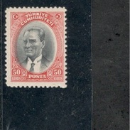 Turkey1930:Isfila 1229(Scott701) Mh* - 1921-... République
