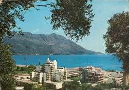 Budva Becici Hotel Montenegro - Jugoslawien