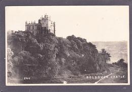 Old Multi View Postcard Of Bolsover Castle,Derbyshire, England.,England,R14. - Derbyshire