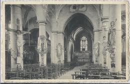 Audegem  -  Dendermonde  -  Binnenste Van De Kerk  -  Oudegem - Dendermonde