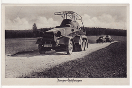 PANZER Spähwagen Wehrmacht Véhicule BLINDE Camion  2 éme GUERRE 1939-1945 Allemand - Guerre 1939-45