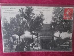 EXPOSITION MARITIME DE BORDEAUX . KIOSQUE DE DEGUSTATION DU KANA LILLET - Bordeaux