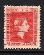 NOUVELLE ZELANDE / NEW ZEALAND / OFFICIAL - Used Stamps