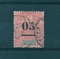 Colonie  Timbres  De Madagascar De 1902  N°48  Oblitéré - Madagascar (1889-1960)