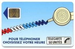 France, Telecom, Telecarte 50, Thème, Téléphones - Telefoni