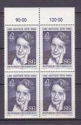 1978 , Mi 1588 ** -  100. Geburtstag Von Lise Meitner - 1945-.... 2ème République