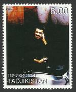 Tajikistan, 8 S. 2000, George Michael, MNH - Tajikistan