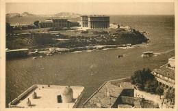 13 MARSEILLE L'ENTREE DU VIEUX PORT JARDIN DU PHARO ET LES ILES DU FRIOUL - Old Port, Saint Victor, Le Panier