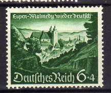 Deutsches Reich, 1940, Mi 748 ** [241216StkKV] - Deutschland