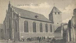 Termonde.   -   L'Eglise De St-Gilles,  1914.   -   Dendermonde - Dendermonde