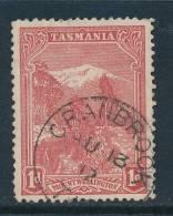 TASMANIA, Postmark  CRANBROOK - Gebraucht