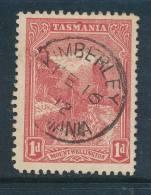TASMANIA, Postmark  KIMBERLY - Gebraucht