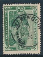 TASMANIA, Postmark   PENGUIN - Gebruikt