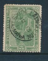 TASMANIA, Postmark  SOUTH LAUNCESTON - Gebraucht