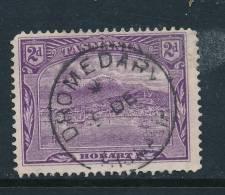 TASMANIA, Postmark   DROMEDARY - Gebraucht