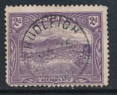 TASMANIA, Postmark  CHUDLEIGH - Gebraucht