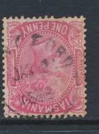 TASMANIA, Postmark   LONGFORD - 1853-1912 Tasmania