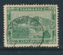 TASMANIA, Postmark  WILLIAMSFORD - Gebraucht